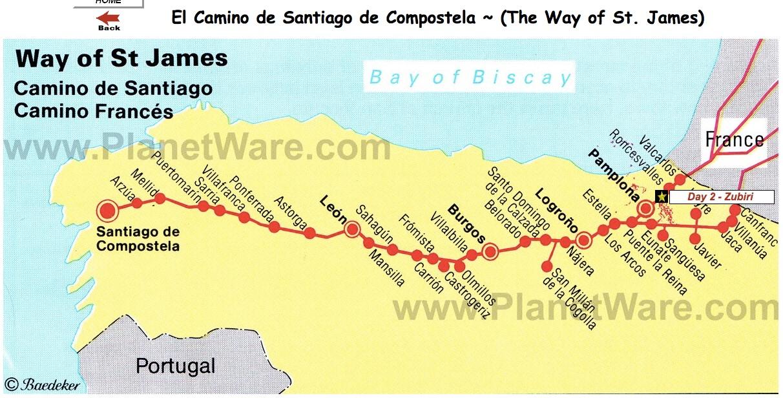 caminofrancesmap