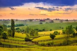 Farmland in Ohio