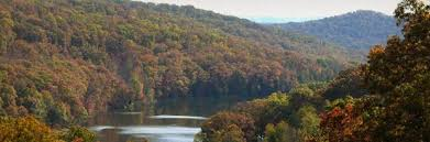 Foothills of the Appalachians